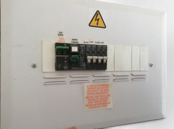 fully compliant electrical installation