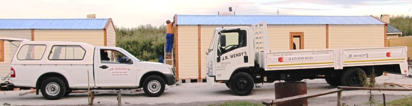 JR Wendys the trusted name in Wendy houses Cape Town